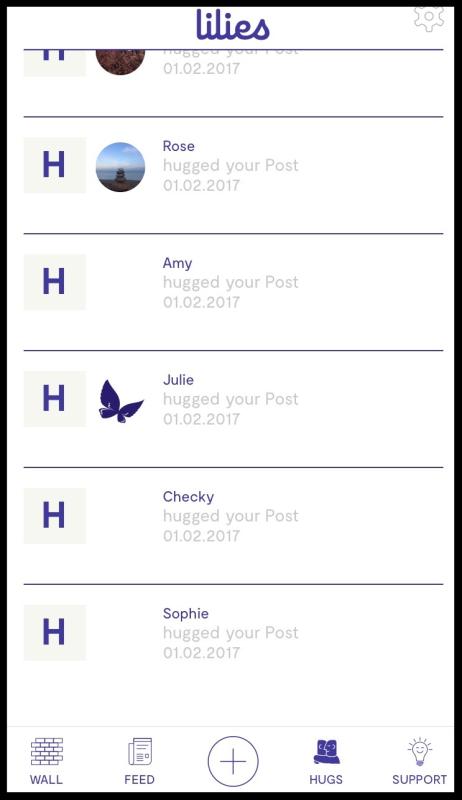 Lilies App