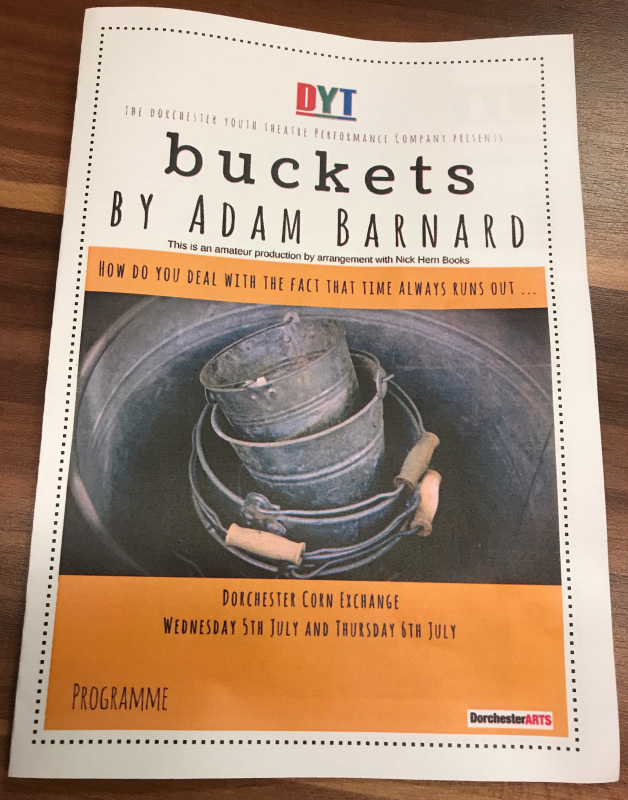 Programme from buckets