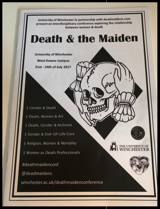 Death and the Maiden Programme