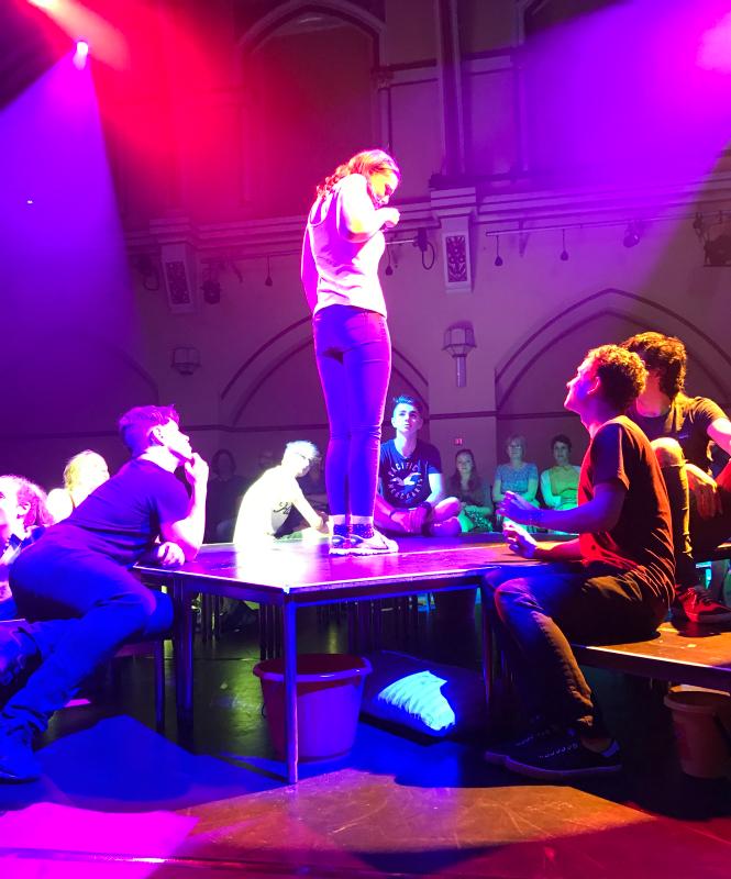 Dorchester Youth Theatre