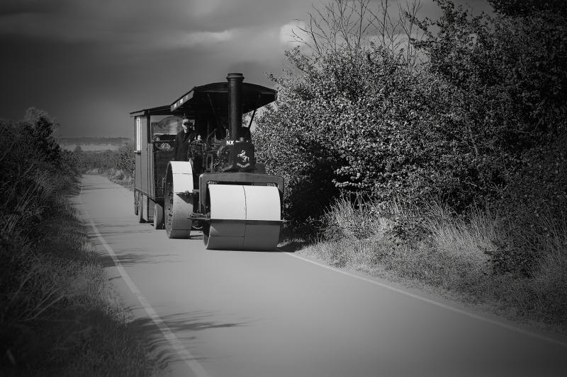 Steam-roller-